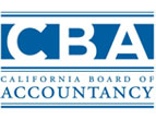 California Board of Accountancy, CPA